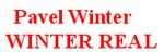 logo Pavel Winter WINTER REAL