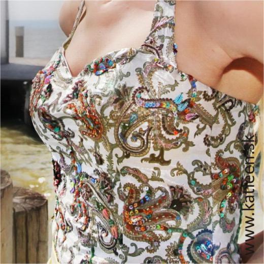 Salón KATLEEN - spoločenské šaty prenájom 3a83233f853
